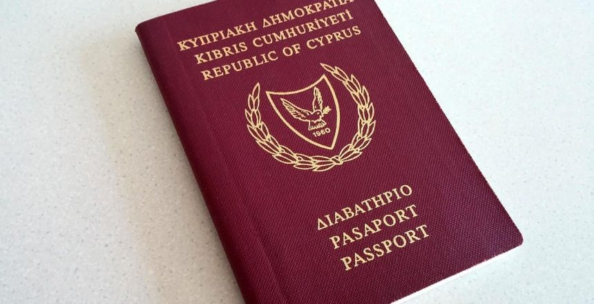 Applying for a Cypriot Passport